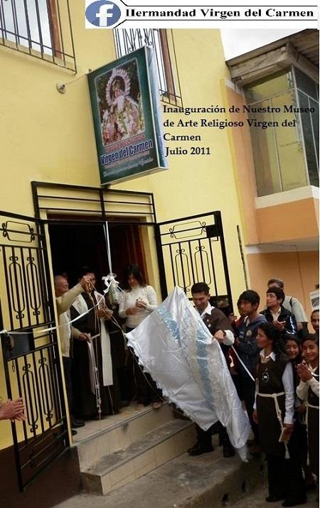 Museo de Arte Religioso Virgen de Carmen de Huancabamba