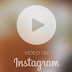 Instagram allows uploading videos to 60 second long and multi clip support