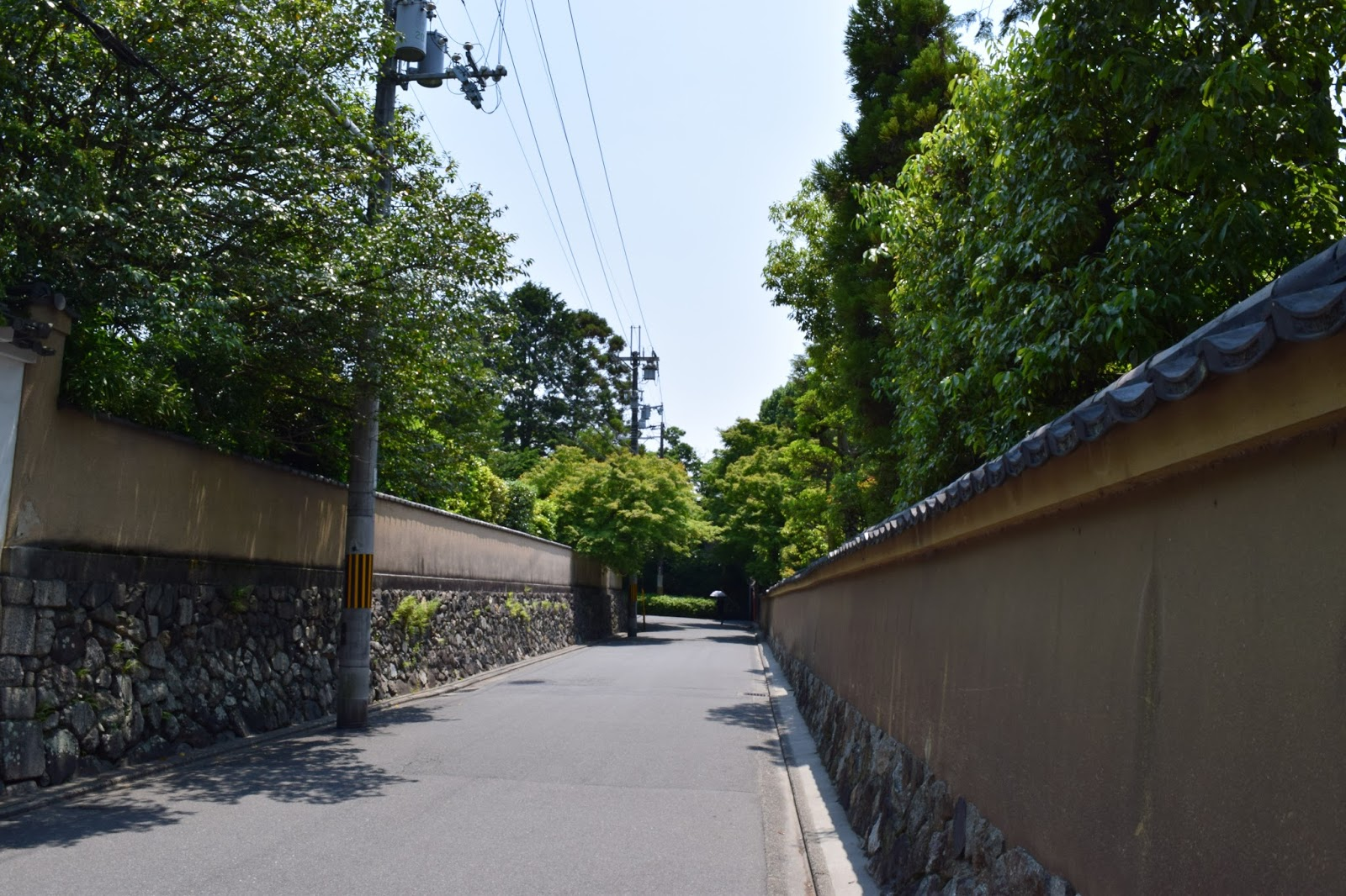 Tofukuji Kyoto street