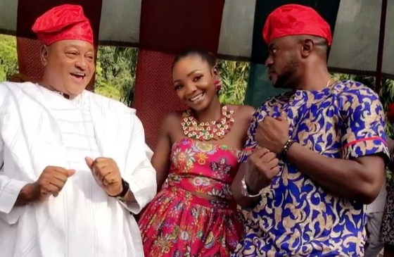 odunlade adekola simi video