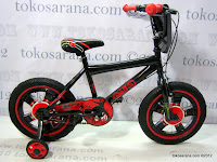 16 Inch BikeLord Jamming Machine BMX Kids Bike