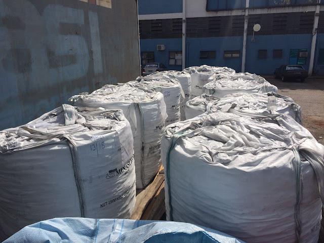 Quadrilha especializada em furto e receptação de cargas de ferro silício