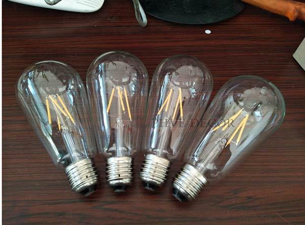 Bóng đèn led giả sợi đốt 10w