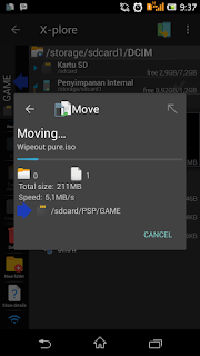 Cara main PSP PPSSPP Android Apk