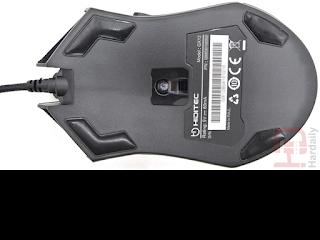 review gx12, review Hardaily.com, dpi, mouse gaming, raton gaming, ratón gx12, 2.400dpi, retroiluminado, on the fly, sensor avago, tecnología omron, OMRON, raton ambidiestro