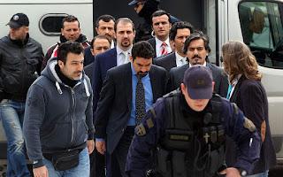 Τρίτο «όχι» στην έκδοση των Τούρκων αξιωματικών