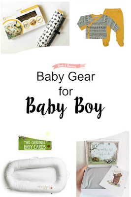 Baby Gear for Baby Boy