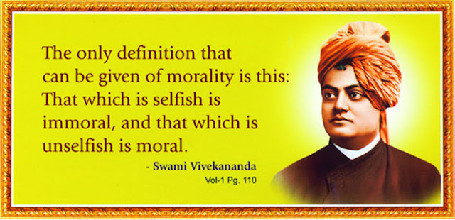 Brief History of Swamy Vivekananda, Sayings and Quotes