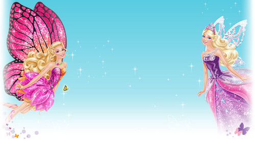 Cute Pari Doll Wallpapers Fairy Princess Wallpaper Butterfly E A Princesa Fairy E