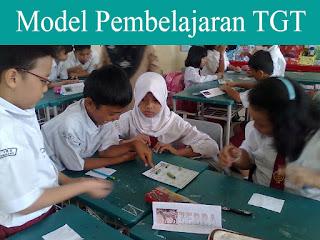 Model Pembelajaran TGT (Berkelompok)