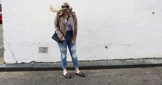 HOW TO STYLE BACKLESS LOAFERS  |  RIVER ISLAND