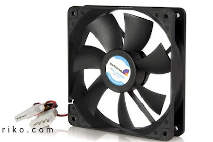 Membuat Kipas Angin dengan Cooler Fan Bekas Komputer