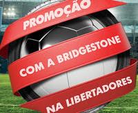 Participar promoção Bridgestone na Libertadores