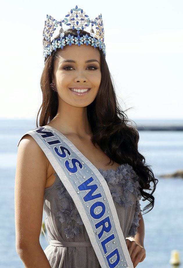 O Universo dos concursos: Miss World 2013 Megan Young