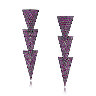 Layered Earrings from Adawna