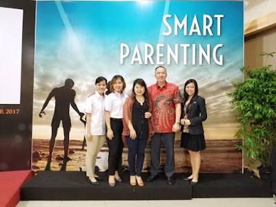 Imel Young Smart Parenting Hipnoterapi Adi W Gunawan
