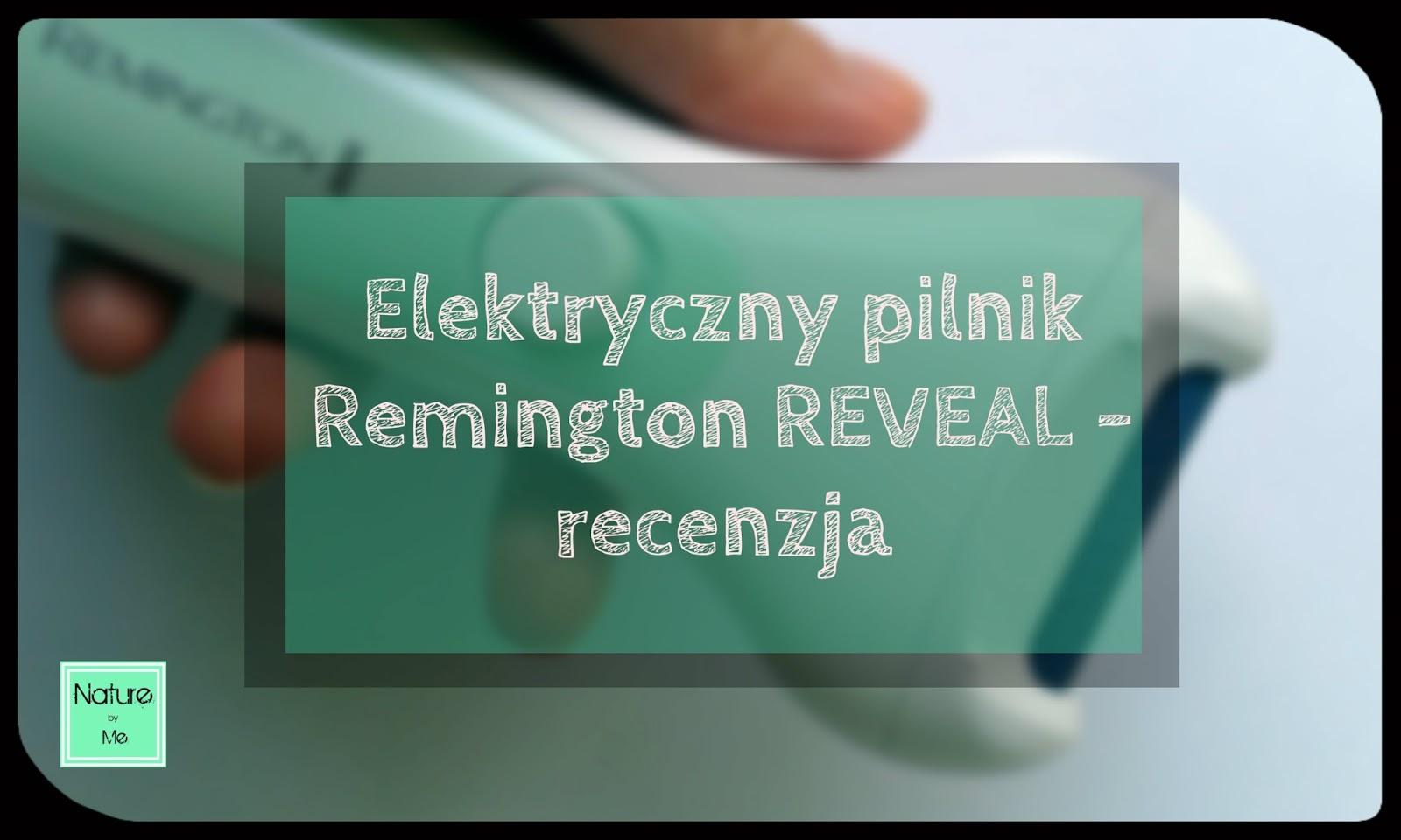 Elektryczny pilnik Remington