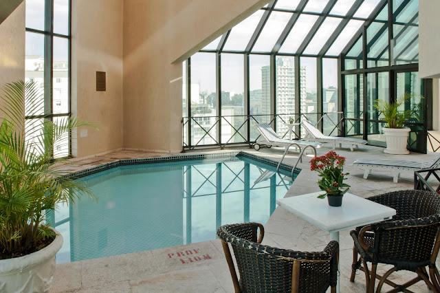 Piscina Quality Suites Imperial Hall
