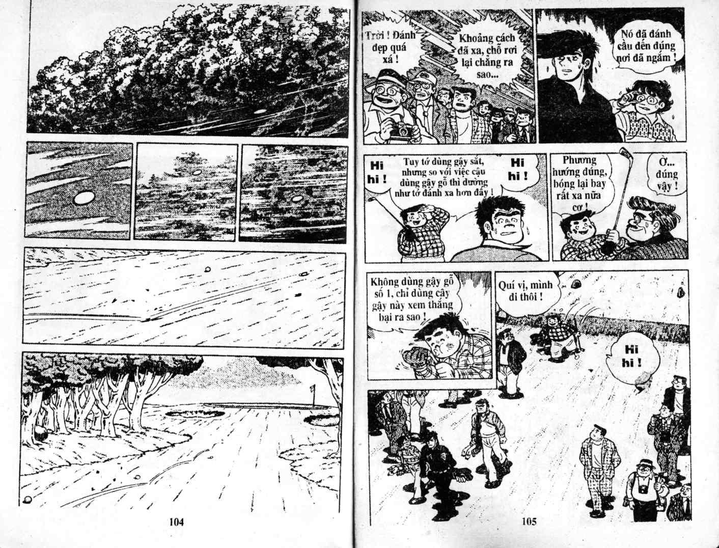 Ashita Tenki ni Naare chapter 4 trang 52