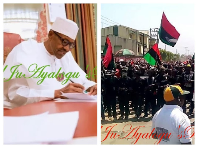 We support Buhari's use of military to checkmate IPOB – 36 states Speakers