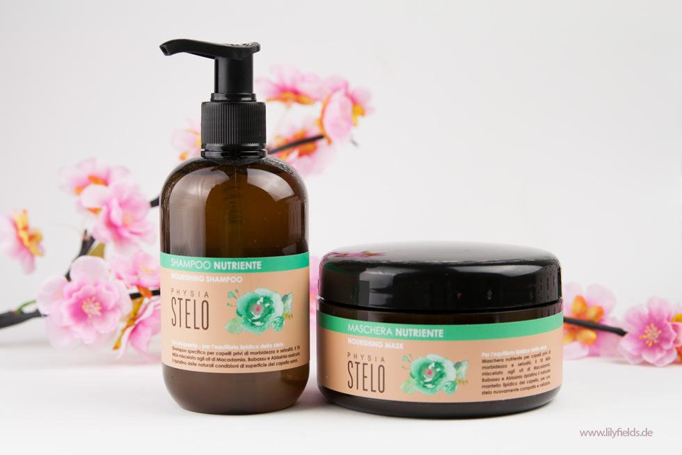 Physia Stelo Shampoo und Haarkur von Demeral
