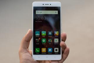 Cara Terbaru Flash Xiaomi Redmi Note 4