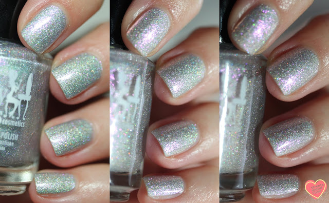Girly Bits What A Bunch of Abalone swatch by Streets Ahead Style