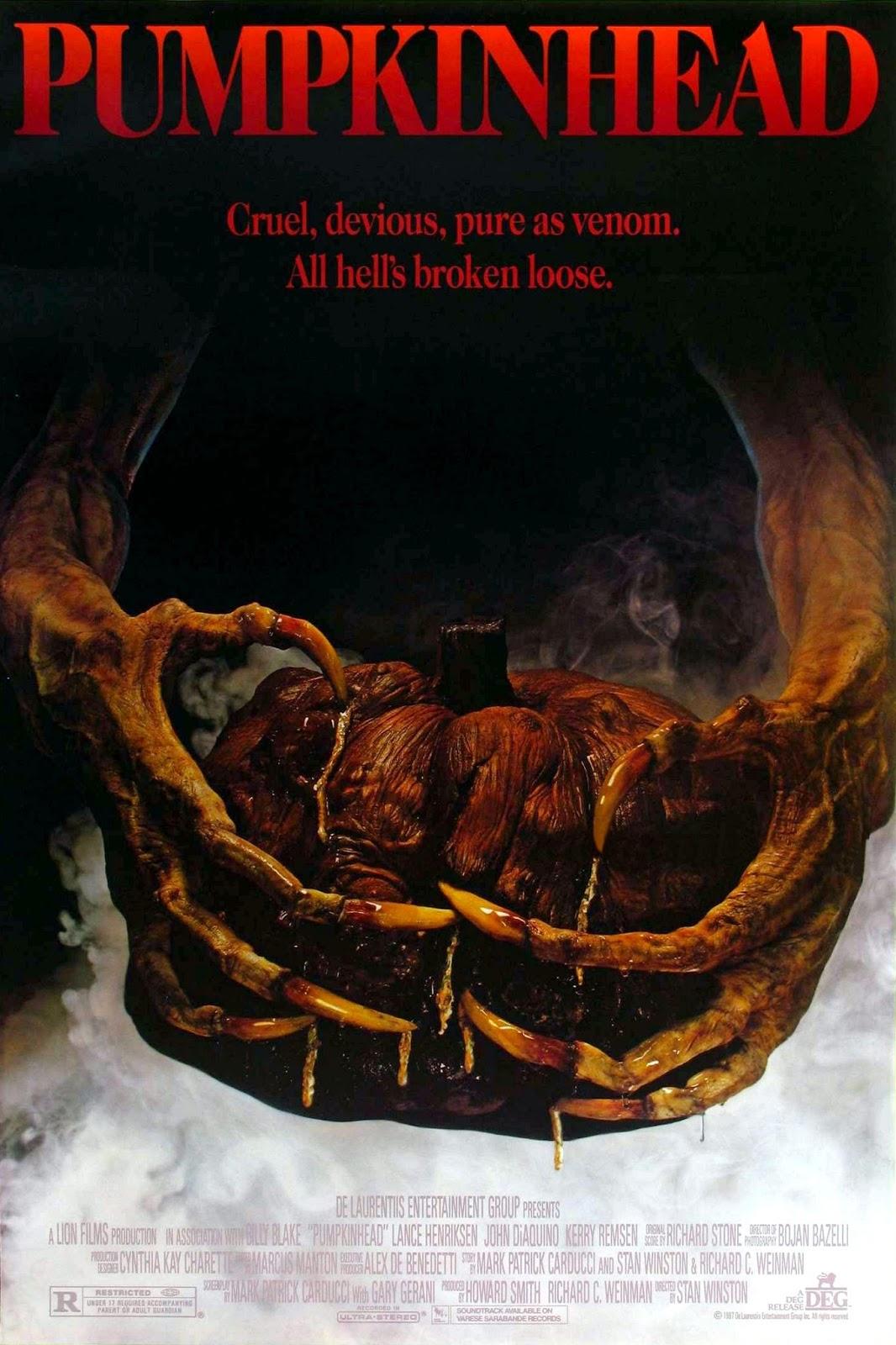 Horror Movie Reviews - cover