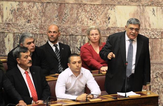 Ν.Γ. Μιχαλολιάκος: Έδωσαν γη και ύδωρ σε λαθρομετανάστες και ΝΑΤΟ