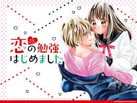 Koi no Benkyou Hajimemashita de Mio Mamura
