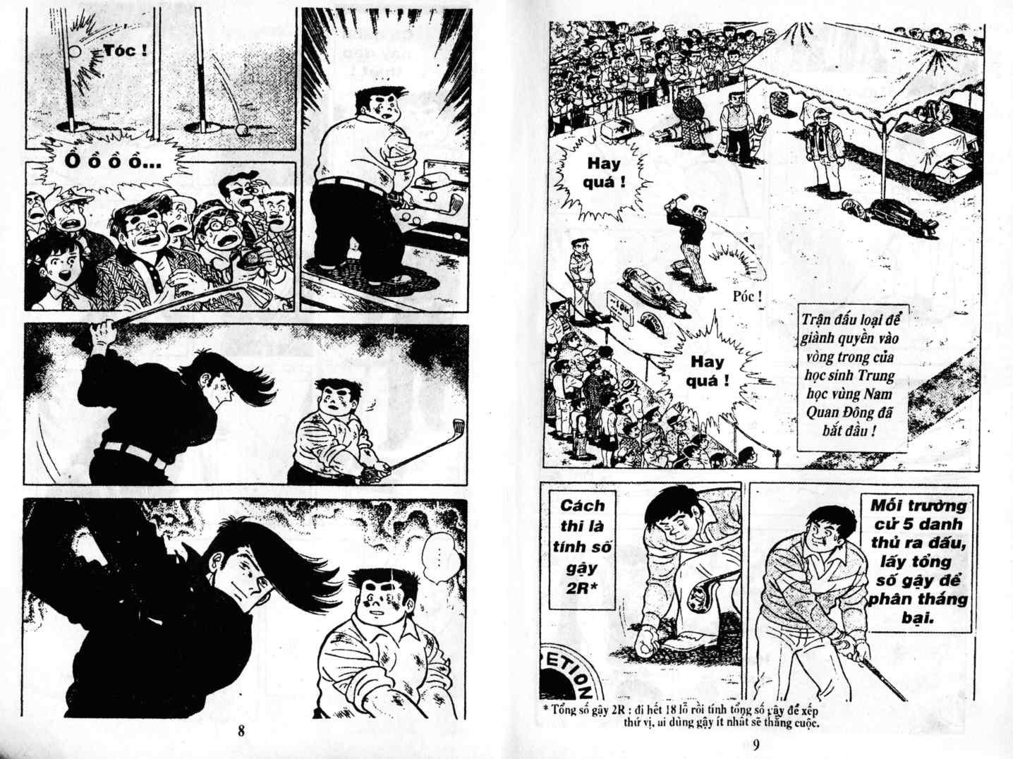 Ashita Tenki ni Naare chapter 3 trang 3