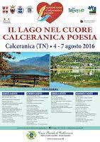 Calceranica al lago e Canicattì: binomio poetico perfetto