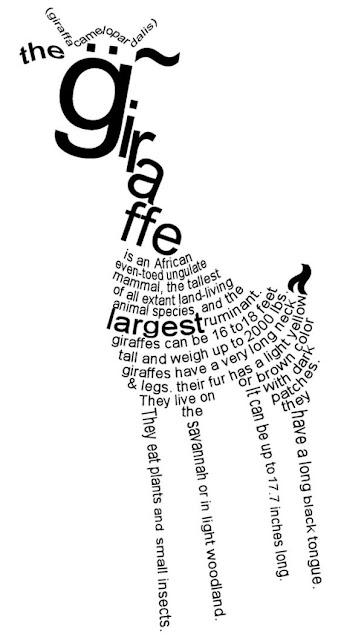 Homeschool Happenings: Giraffe