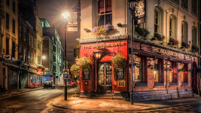 Wallpaper: Brewer Pub