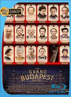 El Gran Hotel Budapest 2014 HD [1080p] Latino [Mega] dizonHD