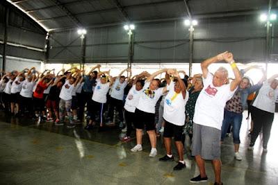 Saúde de Registro-SP promove II Gincana do Idoso com 140 participantes do VIDATIVA