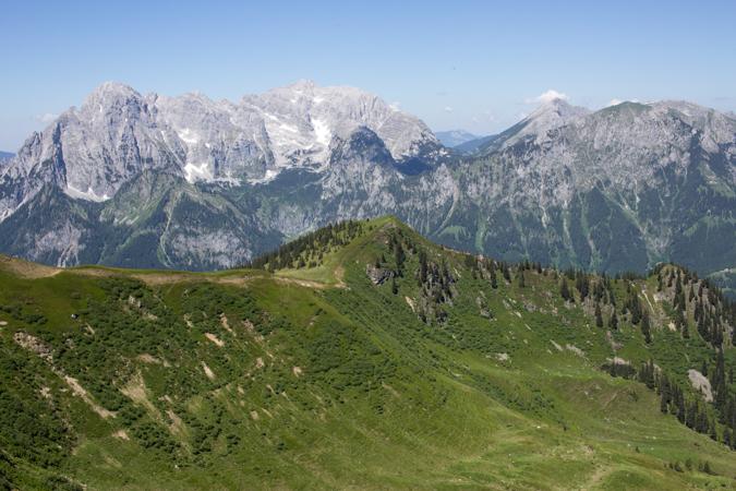 Blaseneck | Theklasteig | Eisenerzer Alpen Höhenweg