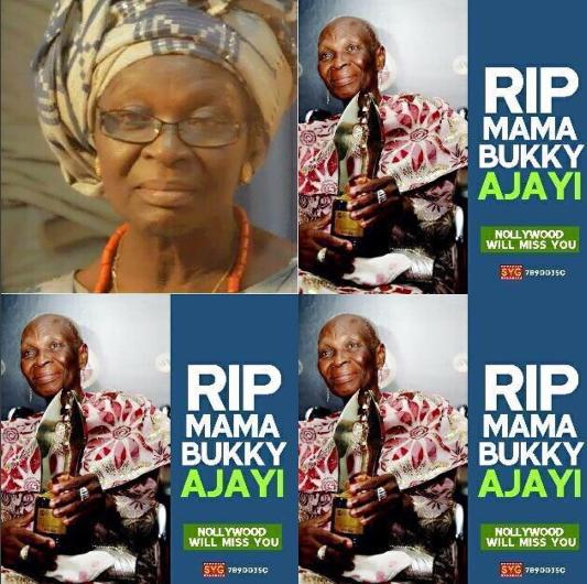bukky ajayi life history