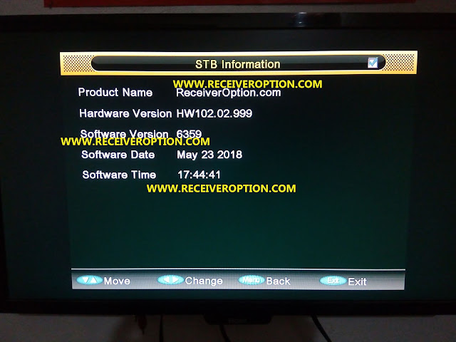 ALL GREEN GOTO HD RECEIVERS TANDBERG KEY NEW SOFTWARE