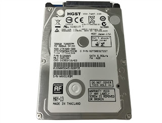 HARD DISK HGST HITACHI 500GB 2.5""
