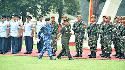 Panglima TNI: Kekuatan Udara Sebagai Modal Wujudkan Kepentingan Nasional
