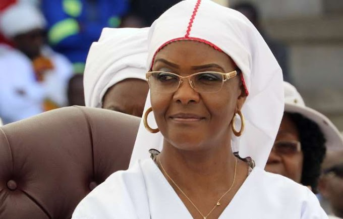 Arrest made over Grace Mugabe's 'fake' PhD
