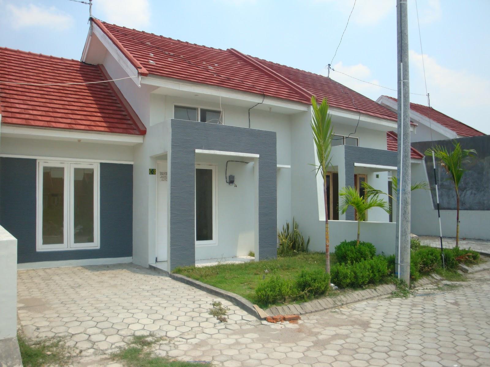 Rumah minimalis harga terjangkau Taman Kirana Residence