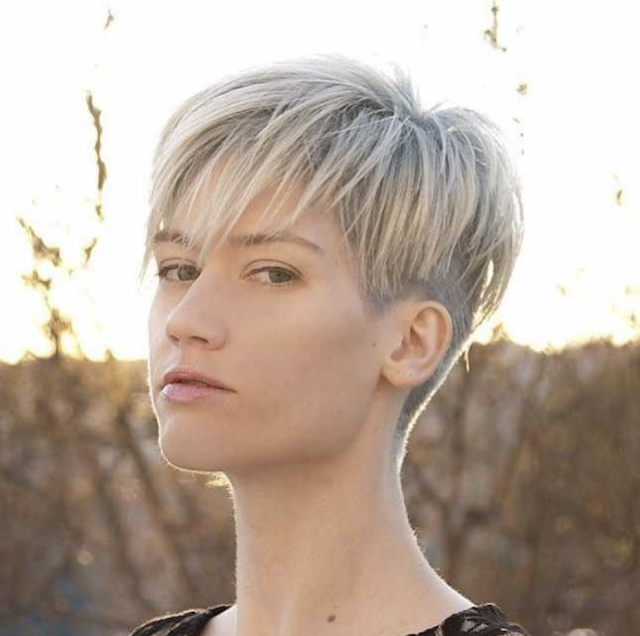 cute short hair 2019