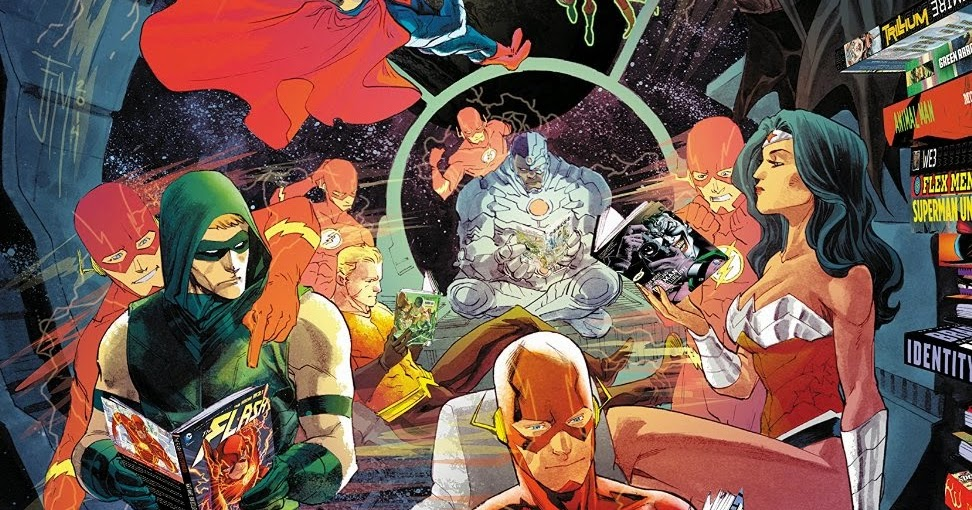 Collected Editions: Review: DC Entertainment Essential Graphic ...
