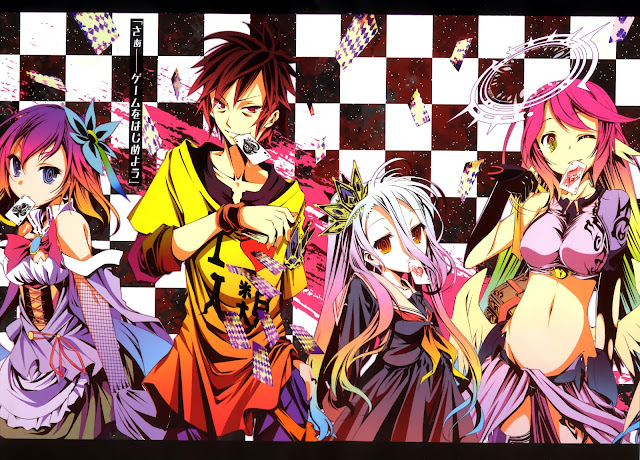 No game no life wallpaper hd