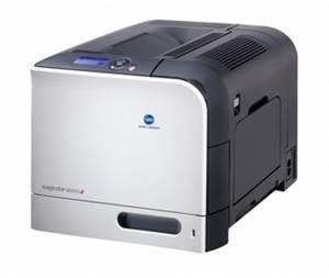 Konica Minolta magicolor 7450 II grafx Printer PS-PPD Driver UPDATE