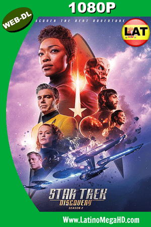 Star Trek: Discovery (2019) Temporada S02E10 Latino WEB-DL 1080P ()