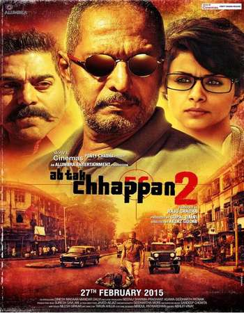 Poster Of Ab Tak Chhappan 2 2015 Hindi 720p HDRip Free Download Watch Online