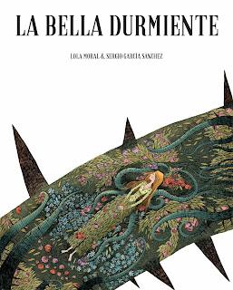 """Reseña de """"La bella durmiente"""" de Sergio García y Lola Moral - Dibbuks"""
